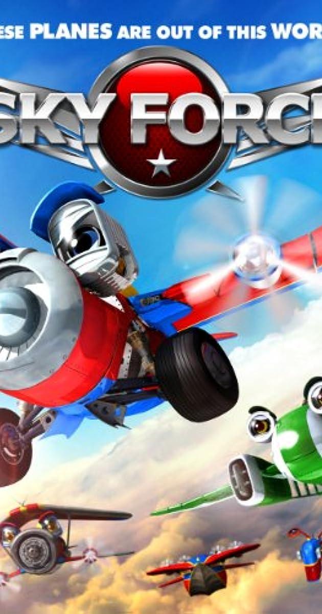 Biệt Đội Bầu Trời - Sky Force 3D (2012)