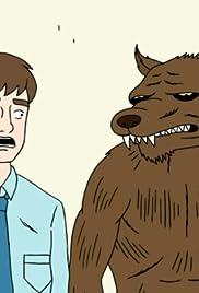 An American Werewolf in America Poster