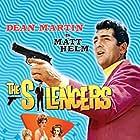 Dean Martin, Stella Stevens, Cyd Charisse, and Larri Thomas in The Silencers (1966)