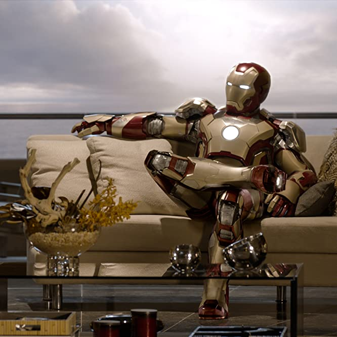 Robert Downey Jr. in Iron Man 3 (2013)