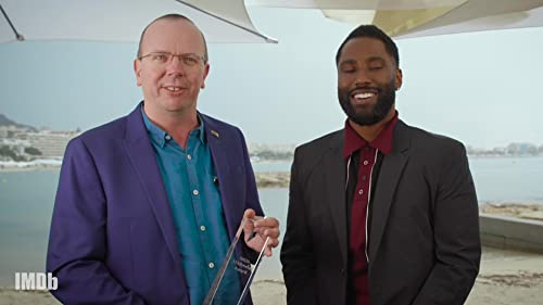 John David Washington Receives the IMDb Breakout Star STARmeter Award