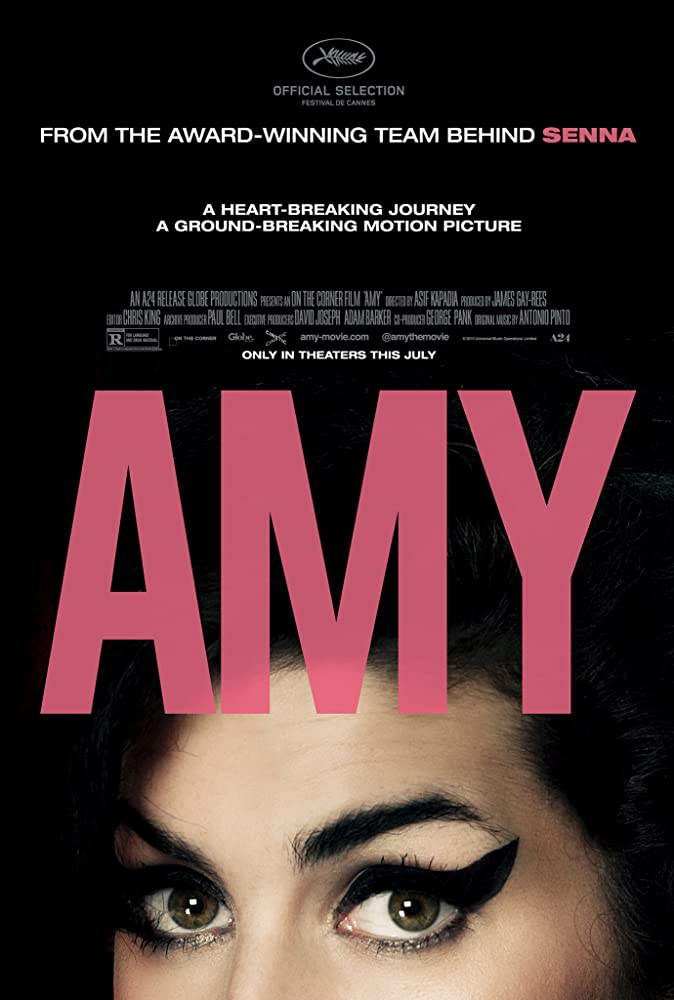 Amy Winehouse in Amy (2015)