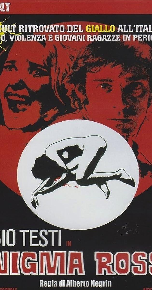 enigma rosso 1978 imdb