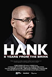 Hank: 5 Years from the Brink Poster