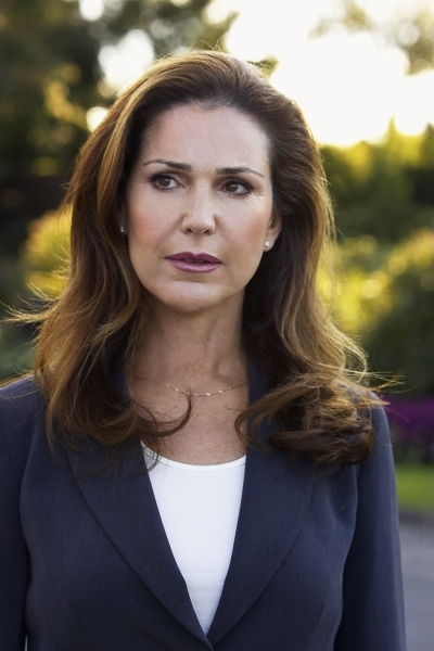 Peri Gilpin in Crossroads: A Story of Forgiveness (2007)