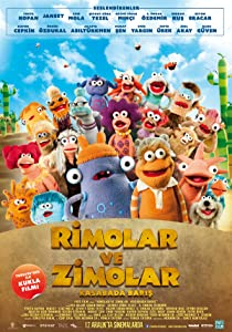 Watch free movie websites no download Rimolar ve Zimolar: Kasabada Baris by [720x1280]