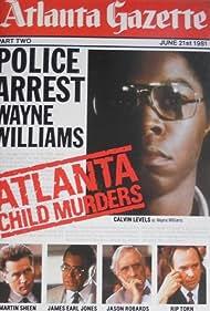 James Earl Jones, Martin Sheen, Jason Robards, Rip Torn, and Calvin Levels in The Atlanta Child Murders (1985)