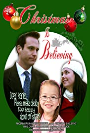 Christmas Is Believing Poster