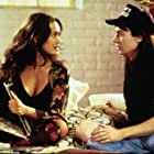 Tia Carrere and Mike Myers in Wayne's World 2 (1993)