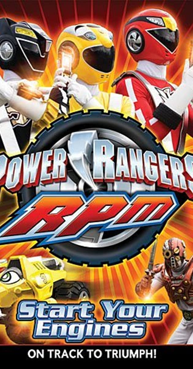 Power Rangers R P M  (TV Series 2009) - Full Cast & Crew - IMDb
