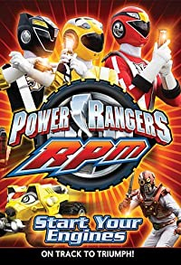 Primary photo for Power Rangers R.P.M.