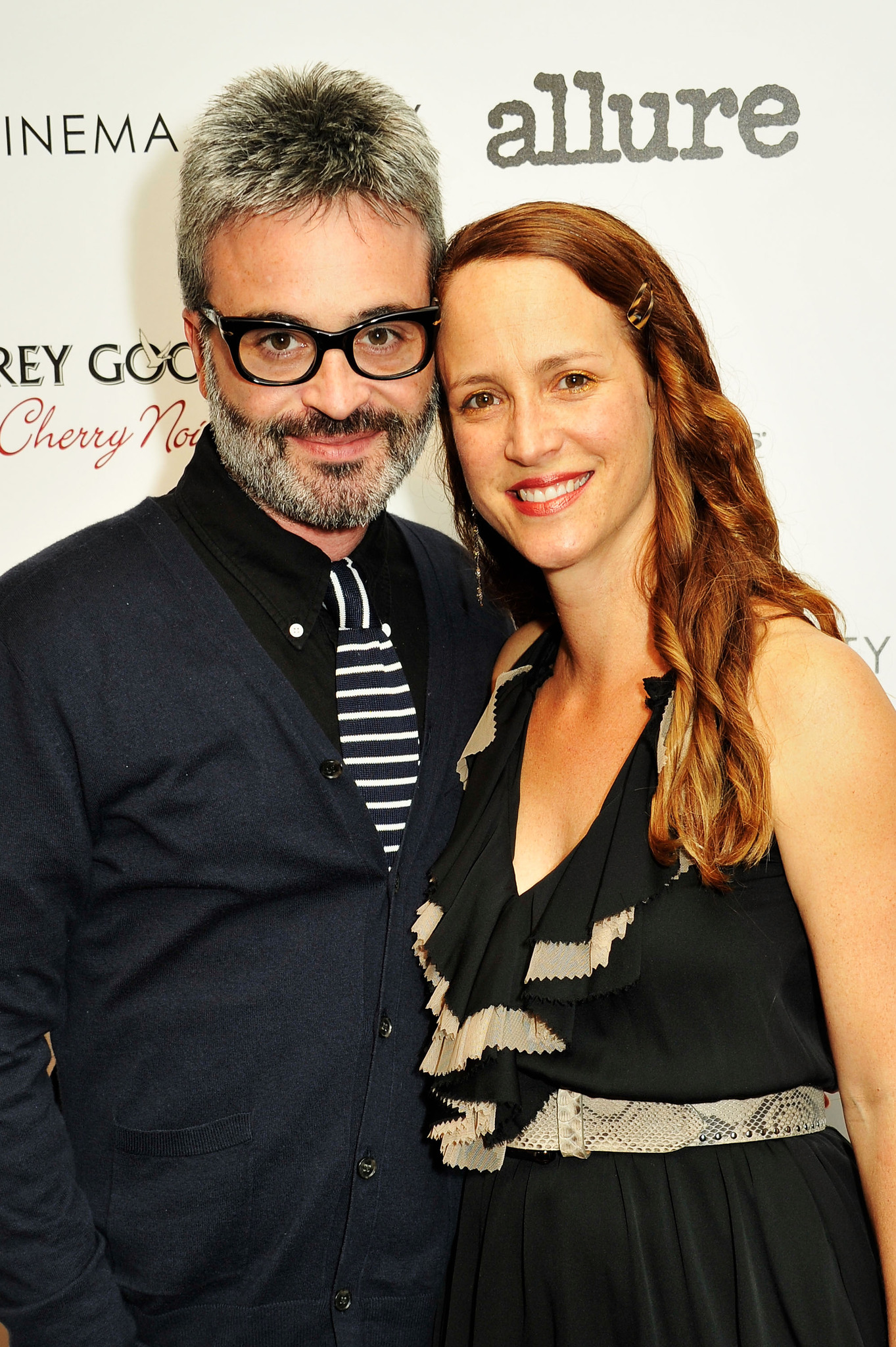 Samantha Counter and Alex Kurtzman at an event for People Like Us (2012)