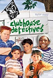 Clubhouse Detectives Poster