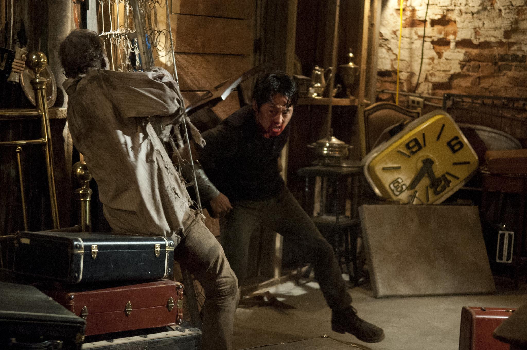 The Walking Dead 3×07 – Cuando la muerte toca a tu puerta