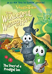 Downloading movies legal Veggietales: The Wonderful Wizard of Ha's by Mike Nawrocki [2048x2048]