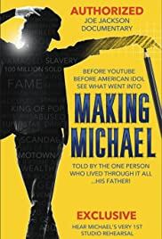 Joe Jackson: Making Michael Poster