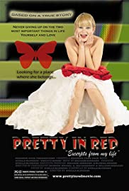 Pretty in Red Poster