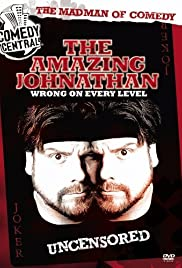 Amazing Johnathan: Wrong on Every Level Poster