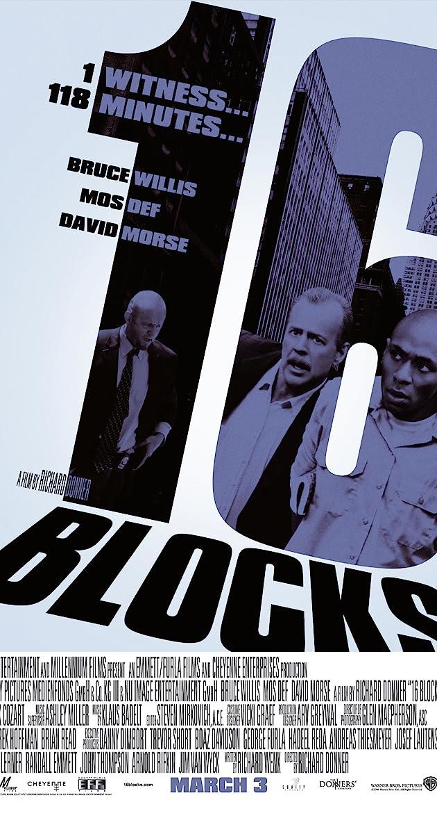 Watch Full HD Movie 16 Blocks (2006)