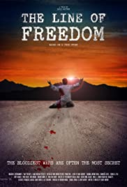 The Line of Freedom Poster