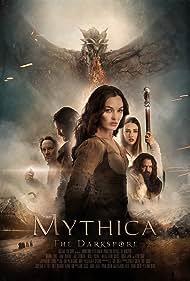 Kevin Sorbo, Adam Johnson, Nicola Posener, Jake Stormoen, and Melanie Stone in Mythica: The Darkspore (2015)