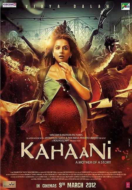Kahaani (2012) Hindi  Blu-Ray - 480P | 720P - x264 - 350MB | 1.5GB - Download & Watch Online  Movie Poster - mlsbd