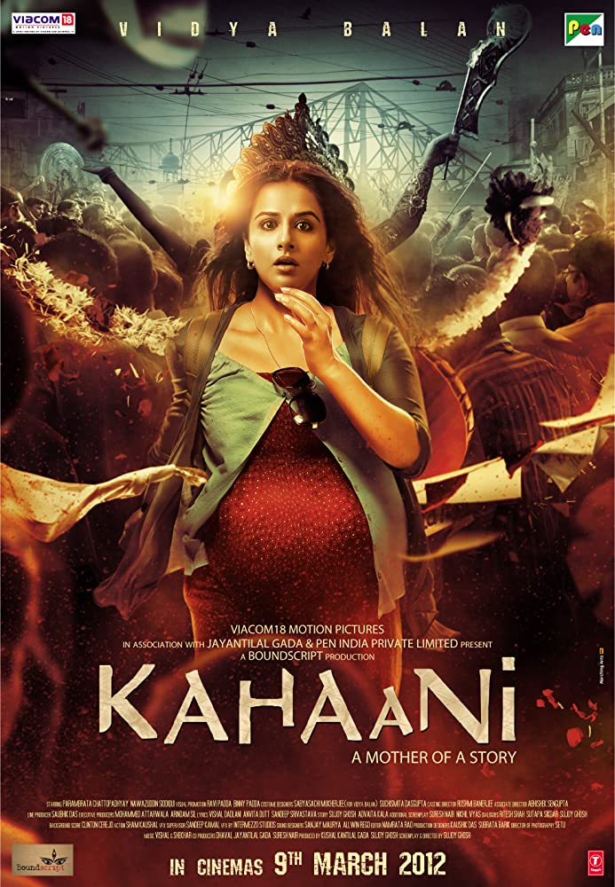 Kahaani 2012 Hindi Movie BluRay 300mb 480p 1GB 720p 4GB 10GB 12GB 1080p