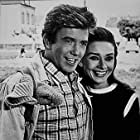 """8451-5 """"Two For The Road"""" Audrey Hepburn and Albert Finney"""