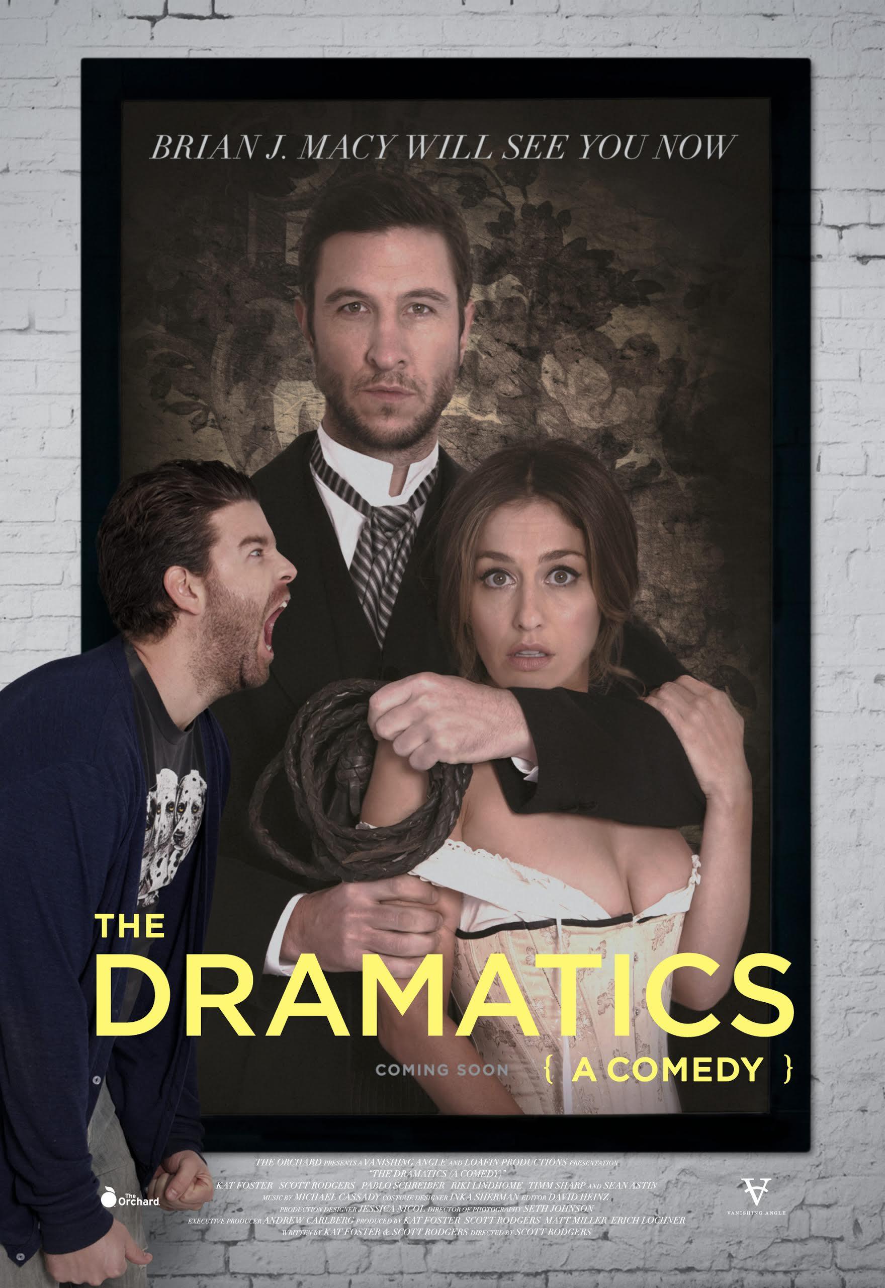 watch the dramatics a comedy