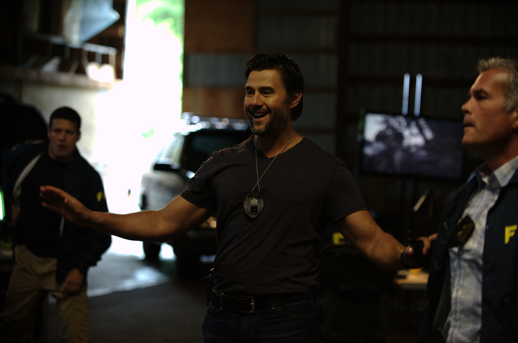 Steve Bacic in The Marine 3: Homefront (2013)
