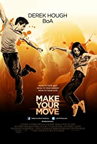 BoA and Derek Hough in Make Your Move (2013)