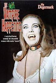 Gebissen wird nur nachts - das Happening der Vampire Poster