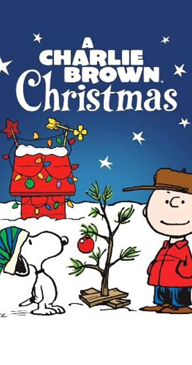 A Charlie Brown Christmas Tv Short 1965 Imdb