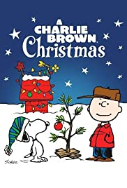 A Charlie Brown Christmas Poster