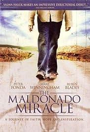 The Maldonado Miracle(2003) Poster - Movie Forum, Cast, Reviews