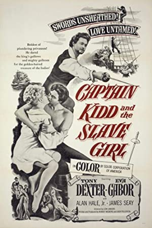 Lew Landers Captain Kidd and the Slave Girl Movie