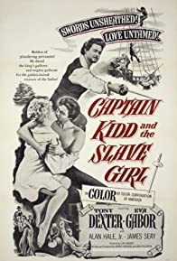 Primary photo for Captain Kidd and the Slave Girl