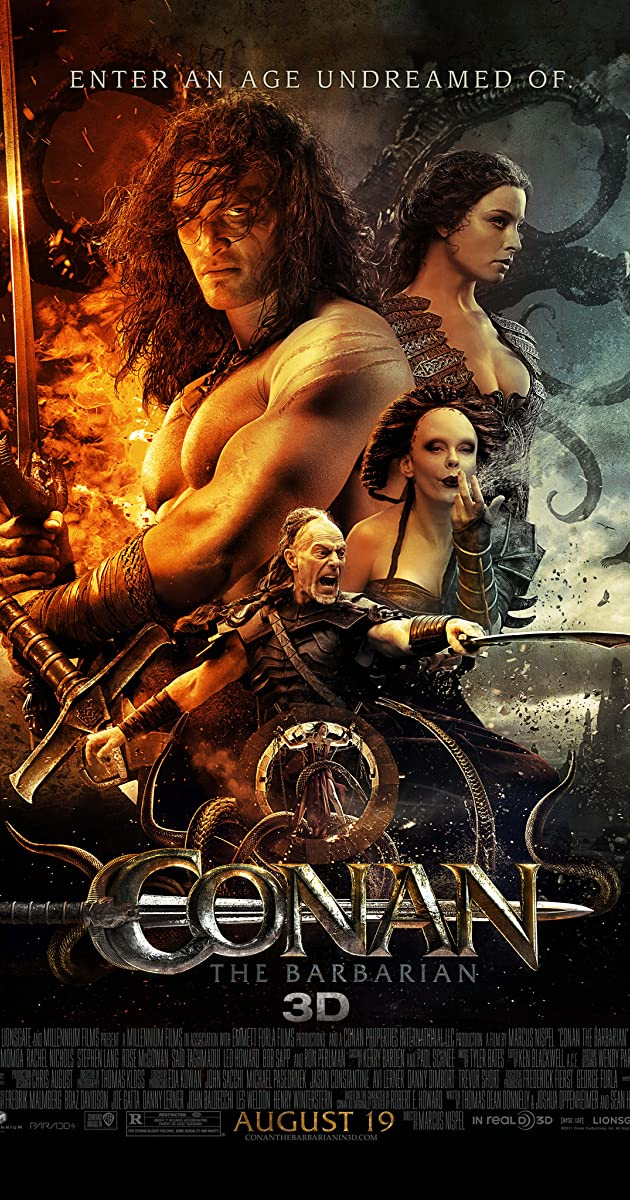 Conan The Barbarian 2011 Full Cast Crew Imdb