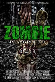 Zombie Playground: Ice Scream Poster