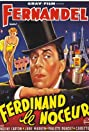 Ferdinand le noceur (1935) Poster
