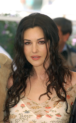 Monica Bellucci at an event for The Matrix Reloaded (2003)