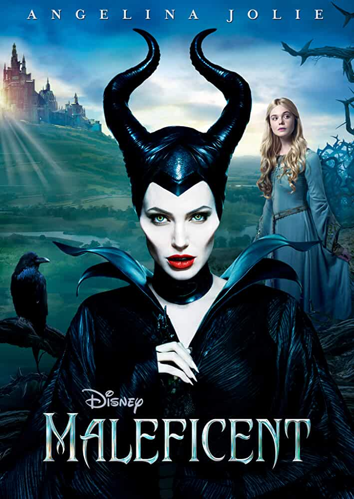 Maleficent [2014] English Only Blu-Ray x264