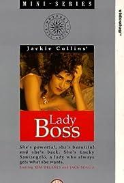 Lady Boss Poster