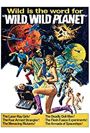 The Wild, Wild Planet (1966) with English Subtitles on DVD on DVD