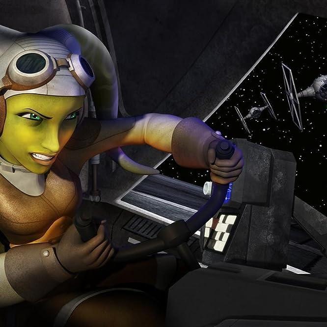 Vanessa Marshall in Star Wars Rebels (2014)
