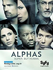 Alphas (2011–2012)