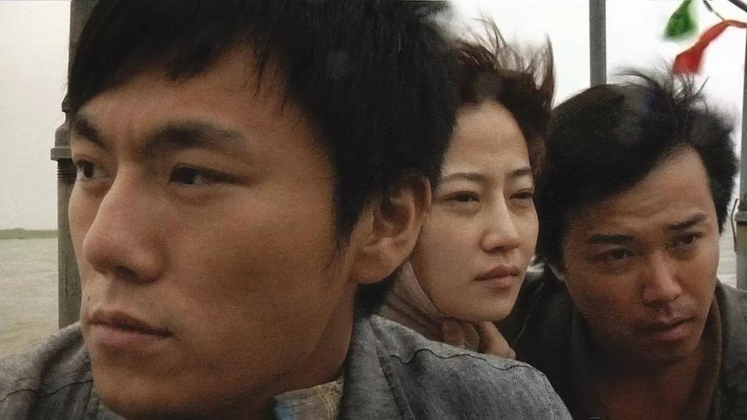 Sicheng Chen, Hao Qin, and Zhuo Tan in Chun feng chen zui de ye wan (2009)