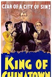 King of Chinatown Poster