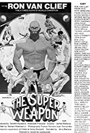 The Super Weapon Poster