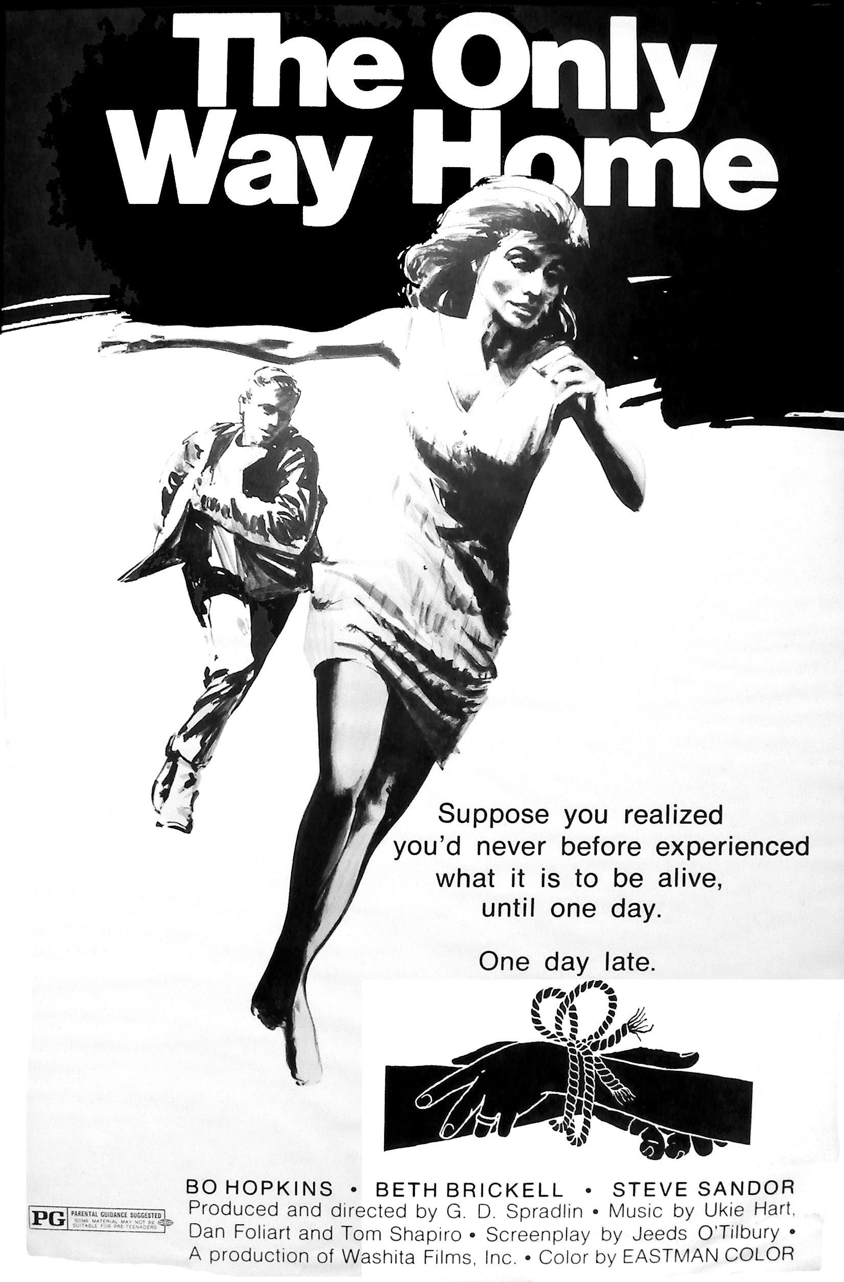 The Only Way Home (1972) - IMDb